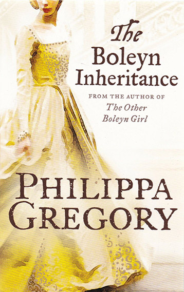 The Boleyn Inheritance UK Cover
