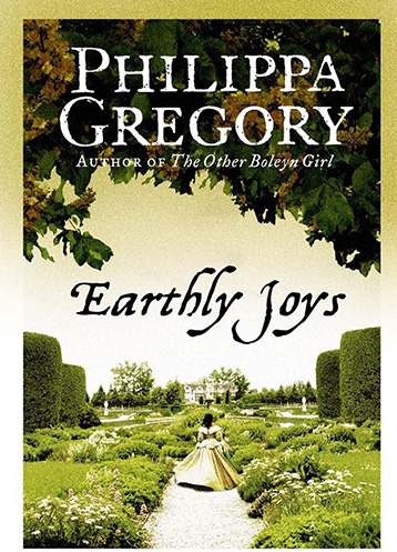 Earthly Joys UK Cover