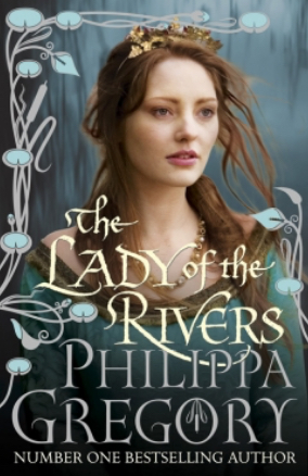 The Lady of the Rivers UK Cover
