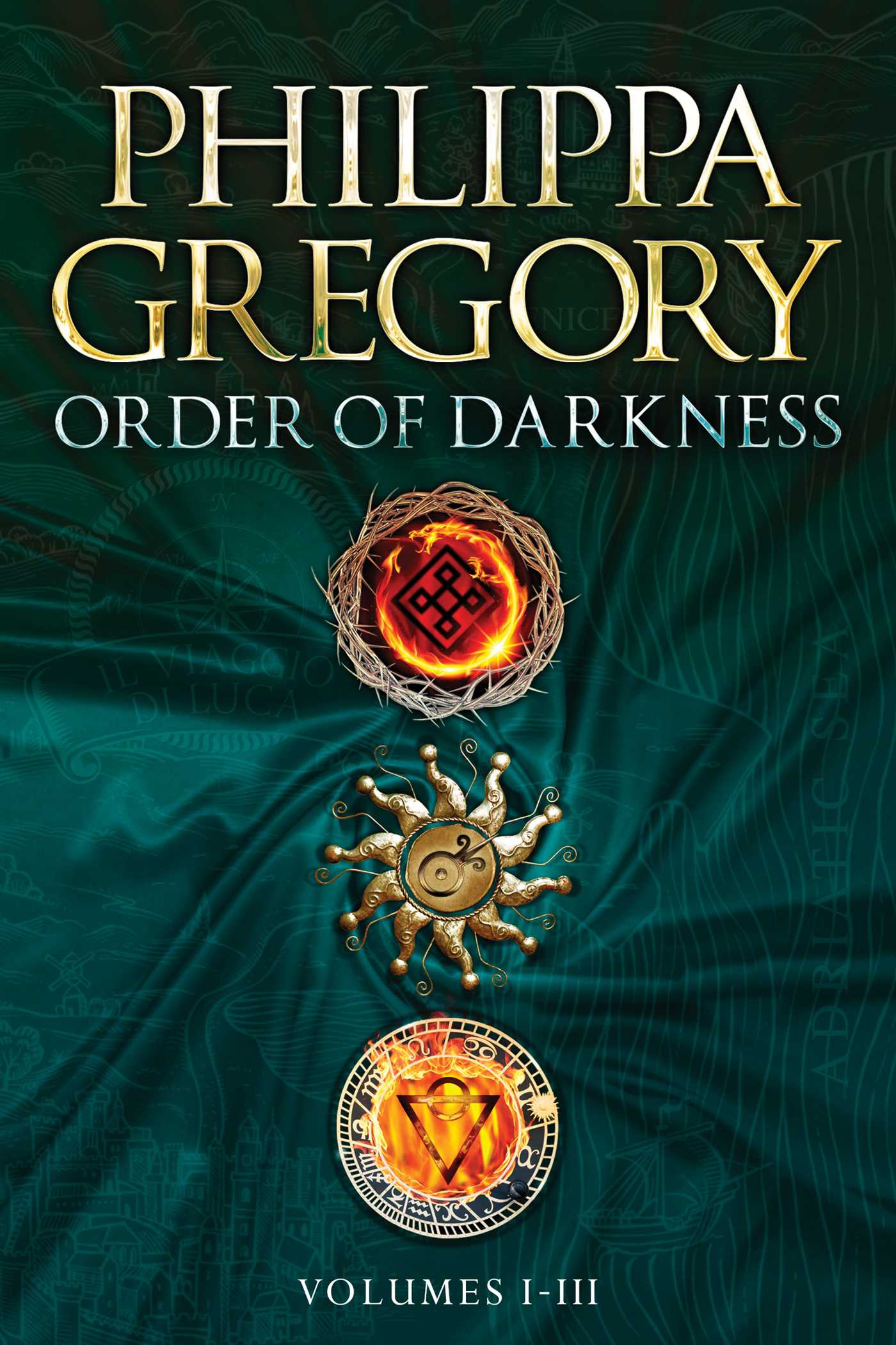 Order of Darkness Volumes I – III US Cover