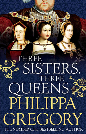 Three Sisters, Three Queens UK Cover
