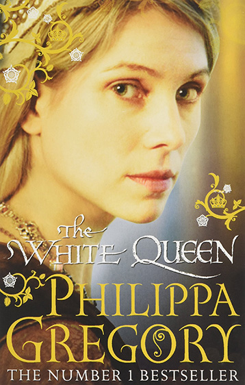 The White Queen UK Cover