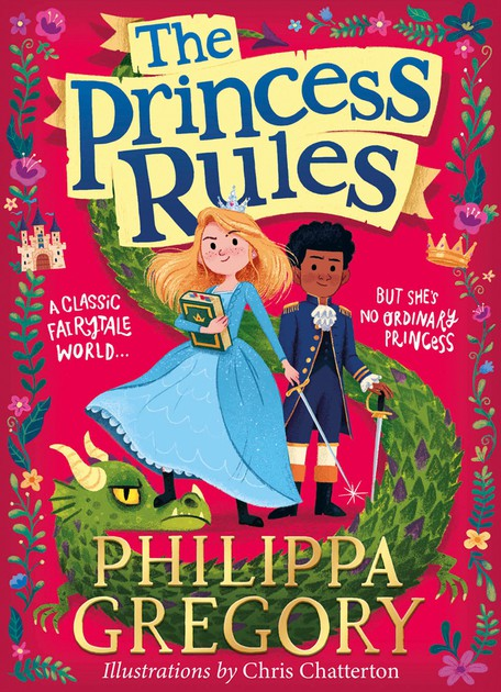 The Princess Rules US Cover