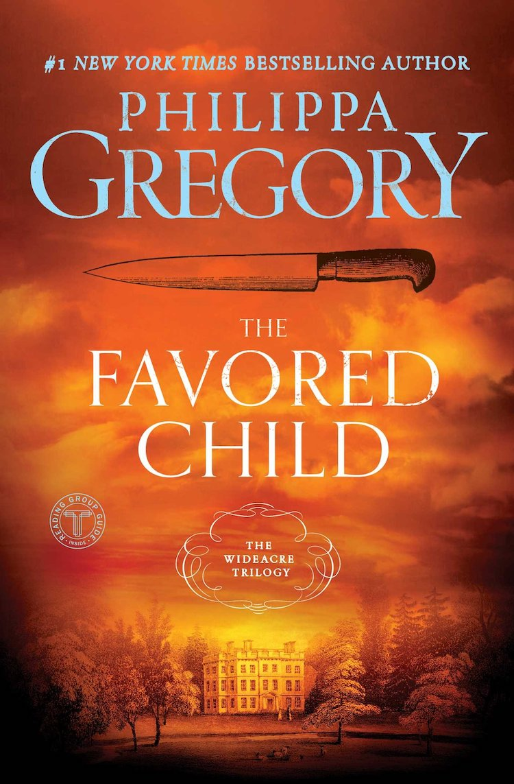 The Favoured Child US Cover