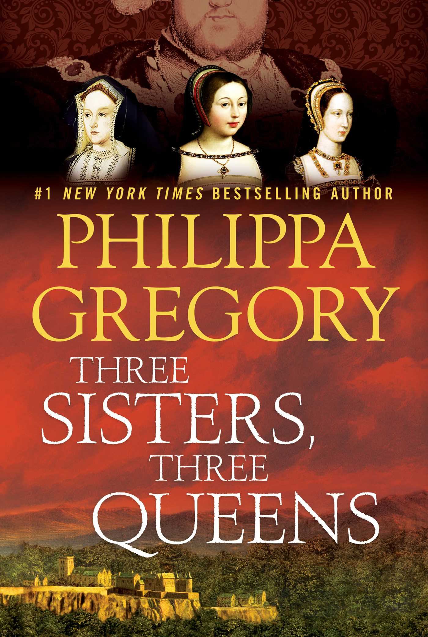 Three Sisters, Three Queens US Cover